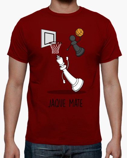 camiseta jaque mate